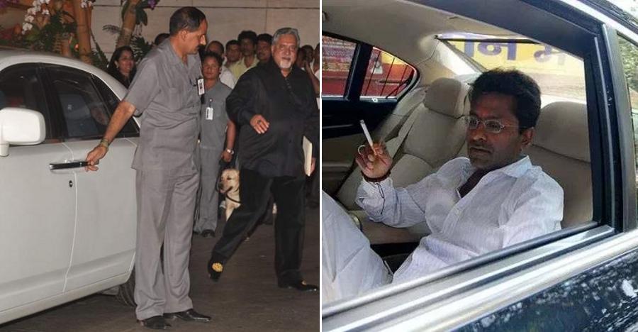 Mallya Nirav Lalit Modi Cars Featured