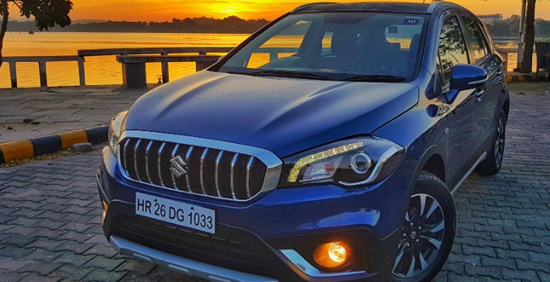 Maruti S Cross Sales