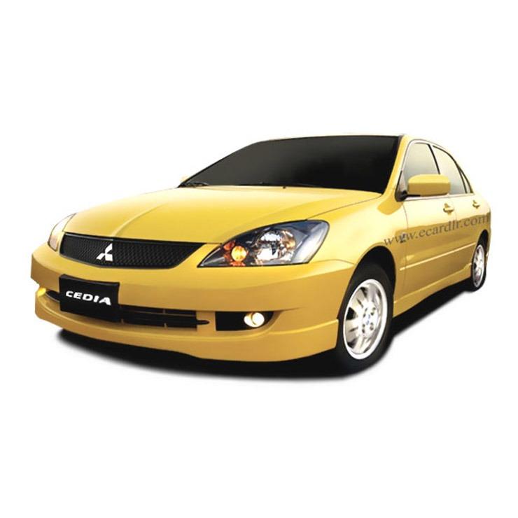 Mitsubishi Cedia Yellow