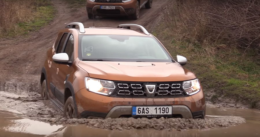 New Duster Off Roading Featured