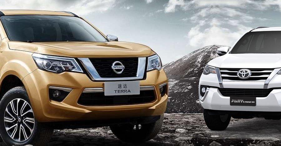 Nissan Terra Fb