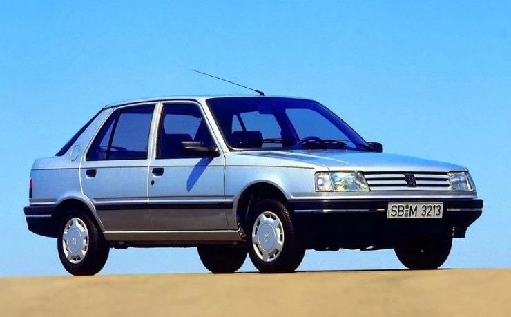 Peugeot 309 India