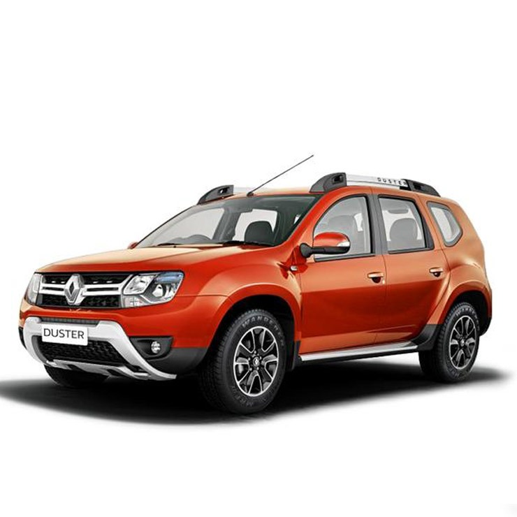Renault Duster Orange