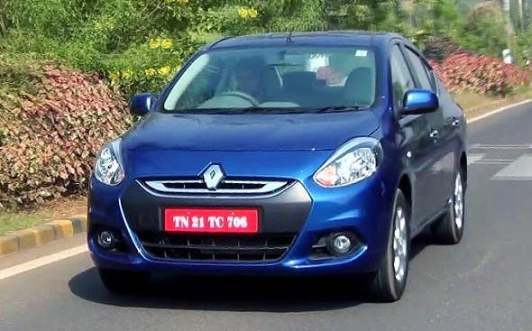Renault Scala Automatic Road Test 2