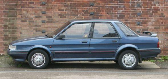Rover Montego Grey