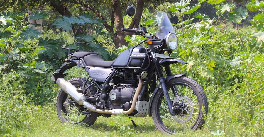Royal Enfield Himalayan Featured