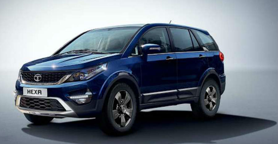 Tata Hexa Xm+ Variant Featured