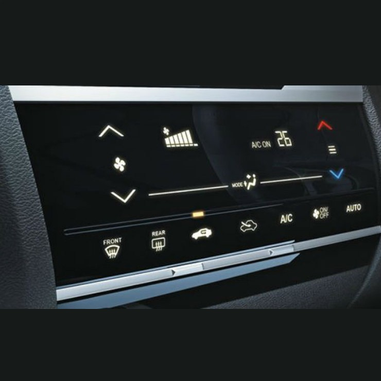 Touch Ac Control