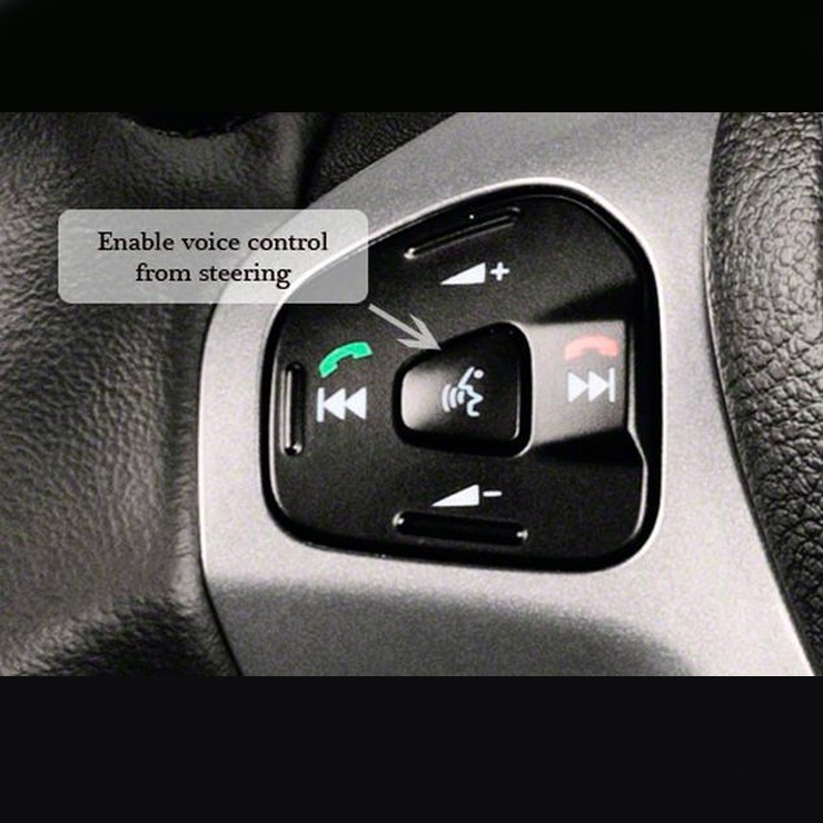 Voice Commands Steering