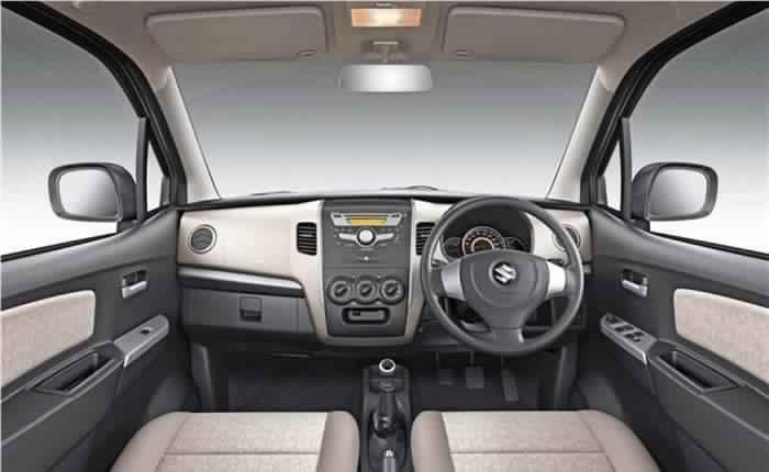 Wagonr Interior 2