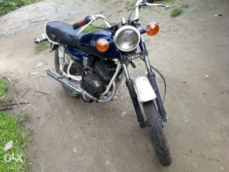 Yamaha Rx100 1 1