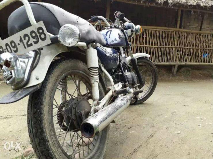 Yamaha Rx100 1 2