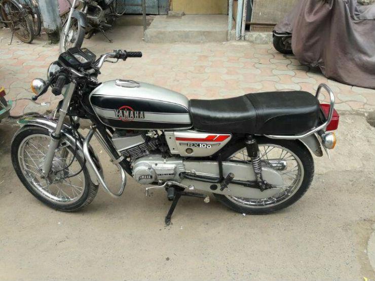 Yamaha Rx100 4 2