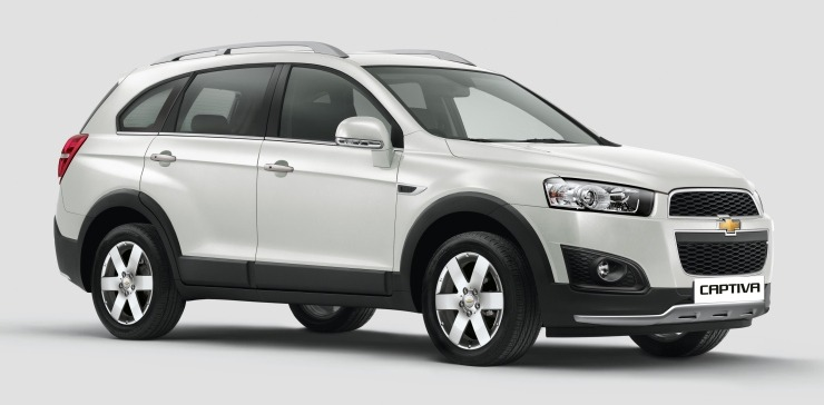 2015 Chevrolet Captiva Suv 2