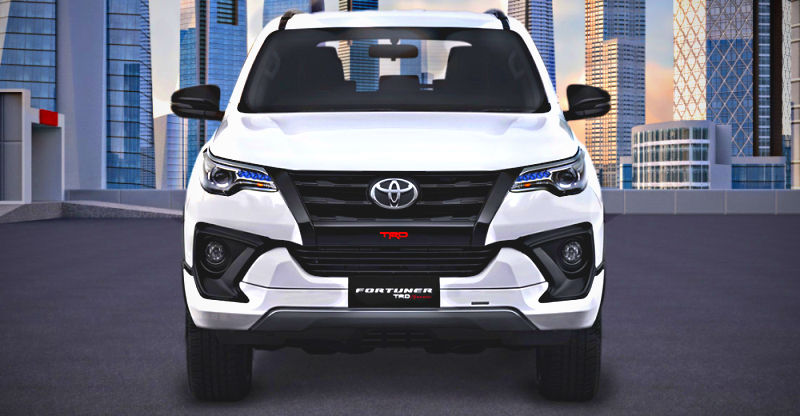 2017 Toyota Fortuner Trd Featured 1