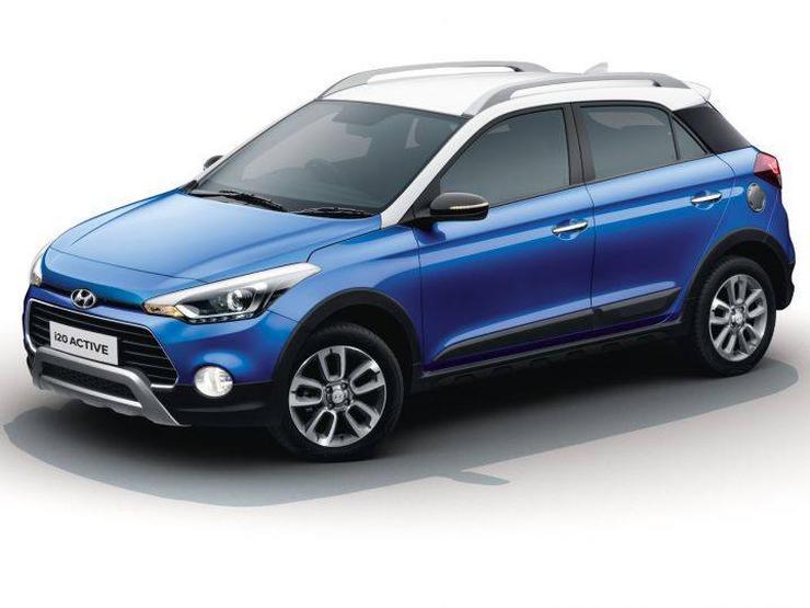 2018 Hyundai I20 Active Facelift 1