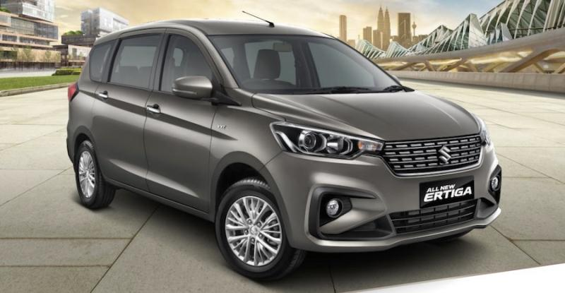 2018 Maruti Suzuki Ertiga Mpv Featured