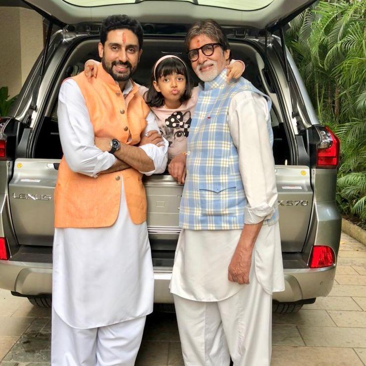 Amitabh Bachchan Lexus Lx 570