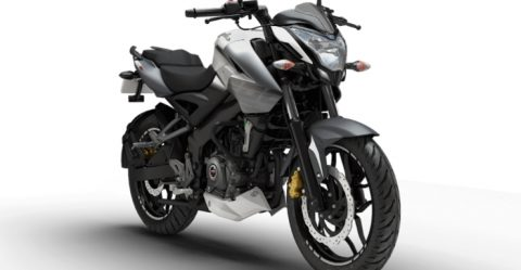 Bajaj Pulsar 200 Ns Black'