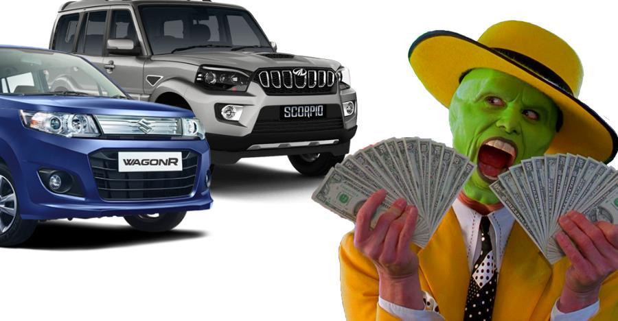 Maruti WagonR से Tata Hexa: कार्स जिनपर मिल रहा 1.15 लाख रूपए तक का डिस्काउंट