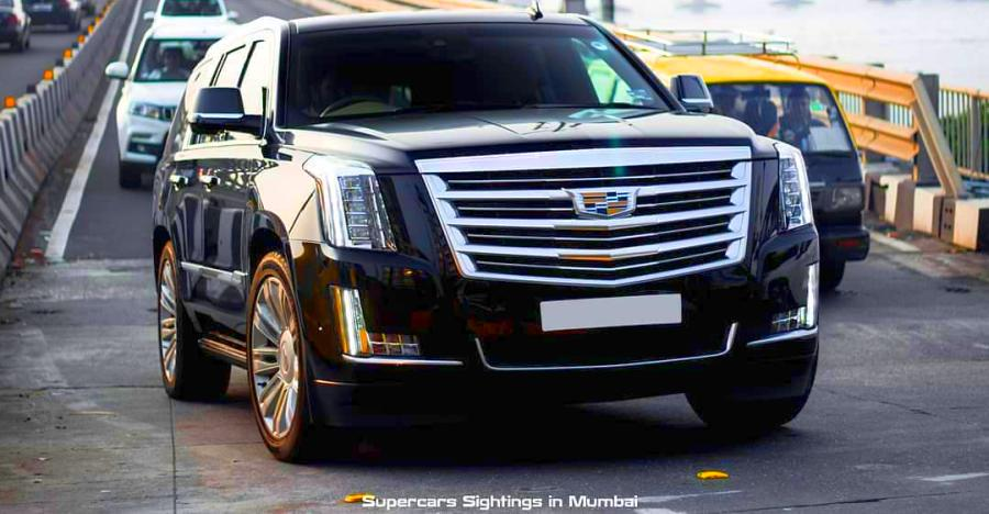 Cadillac Escalade India Featured