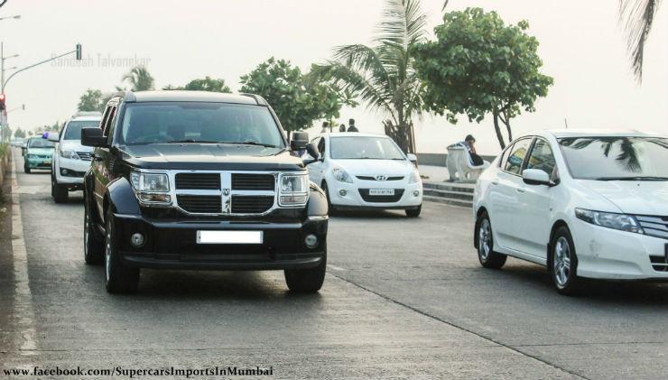 Dodge Nitro India