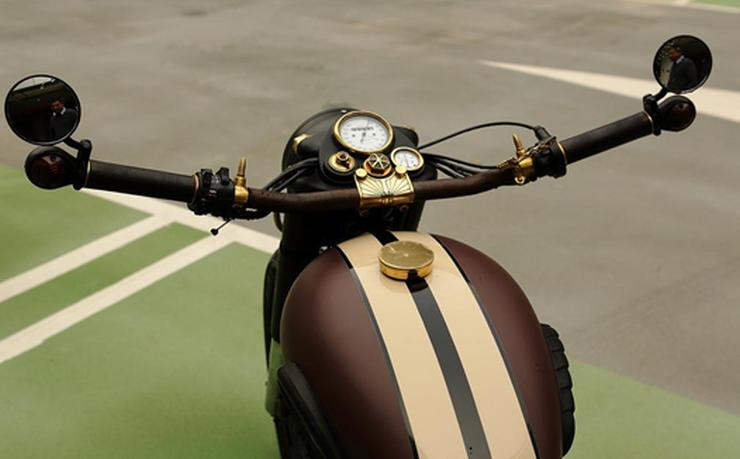 Extra Wide Royal Enfield
