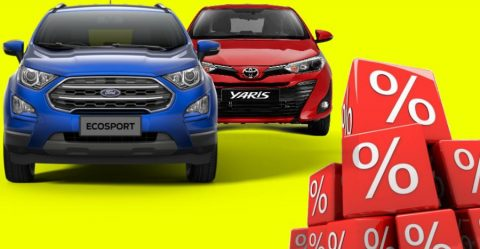 Ford Toyota Year End Discounts Featured