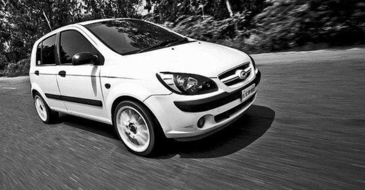 Hyundai Getz India