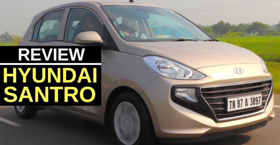 Hyundai Santro Featured