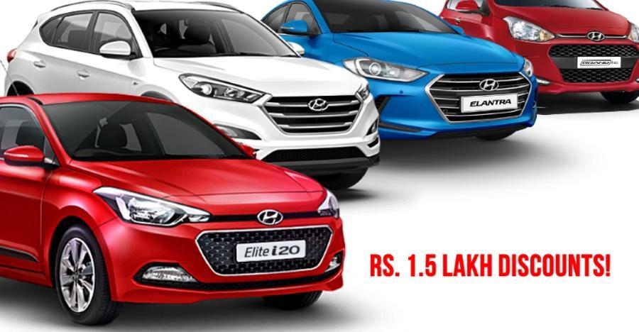 Hyundai Year End Discounts Featured
