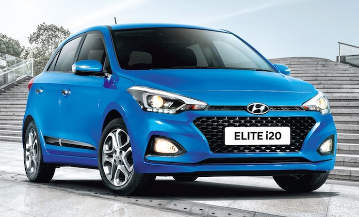 Hyundai Elite I20 1