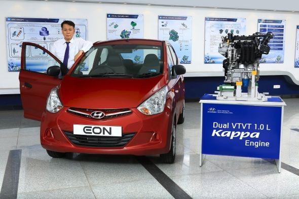 Hyundai Eon 1.0 Litre 1