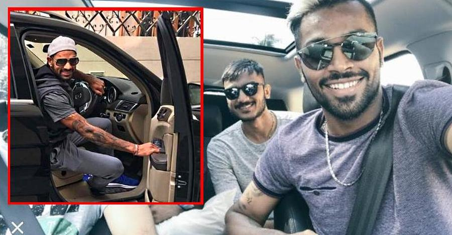 Indian Cricketers Cars Featured