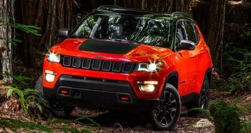 Jeep Compass Trailhawk 1
