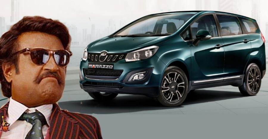 Mahindra Marazzo Rajni Featured 2