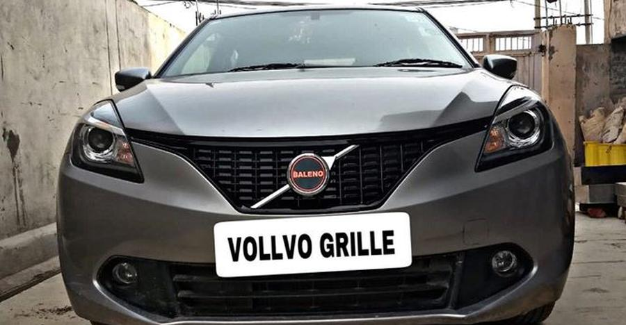 Maruti Baleno Volvo Featured