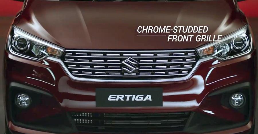 लॉन्च से चंद दिनों पहले सामने आये नयी Maruti Ertiga के ताज़ा विडियो टीज़र