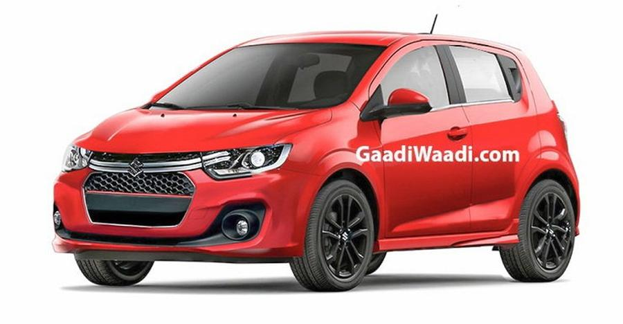 Next Gen Maruti Celerio Render Featured