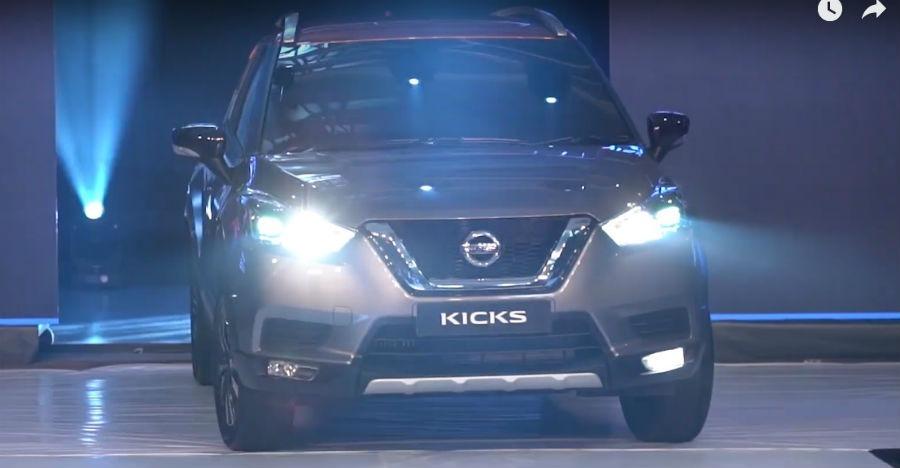 Hyundai Creta को टक्कर देने वाली Nissan Kicks का TV विज्ञापन हुआ ज़ारी