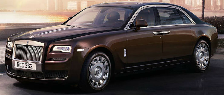 Rolls Royce Myths 8