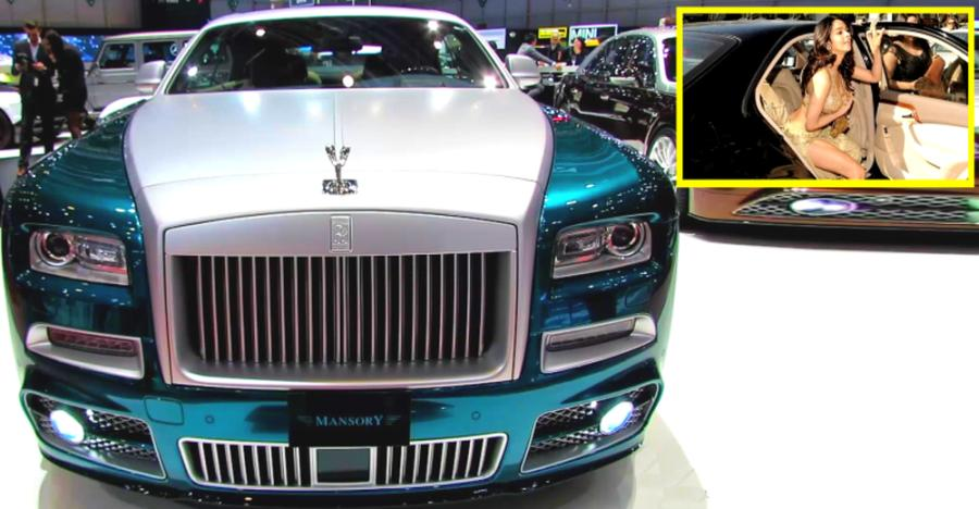 Rolls Royce Myths Featured