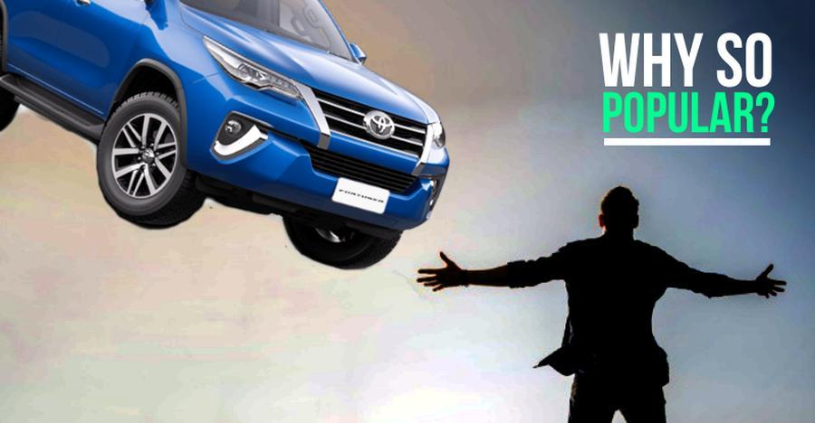 Real Reasons Toyota Fortuner Featured