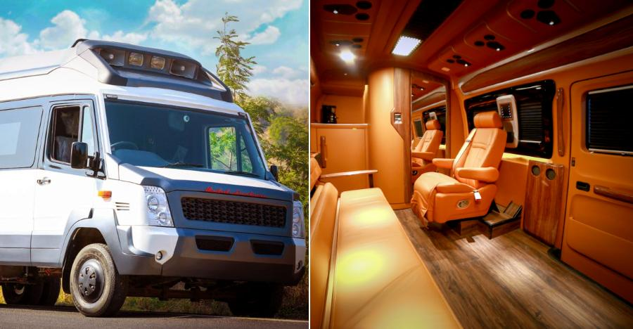 Reddy Force Traveller Featured