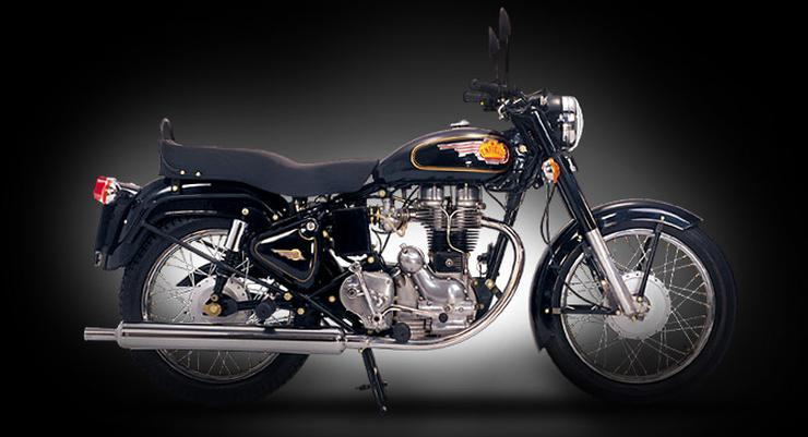 Royal Enfield Cast Iron 350