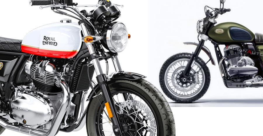 Royal Enfield Jawa Launch Featured