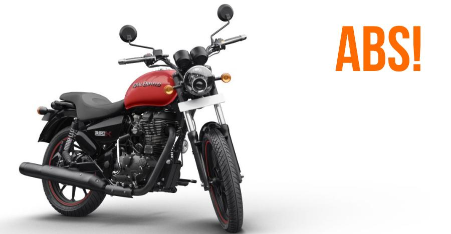 Royal Enfield Thunderbird Abs Featured
