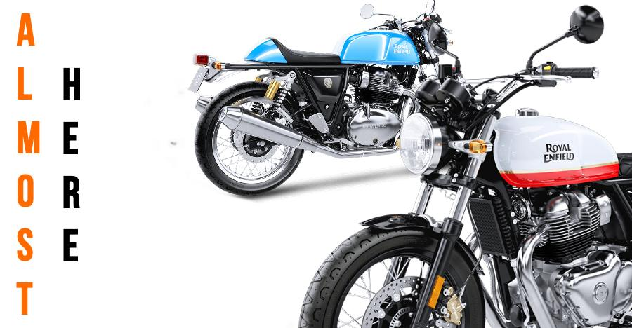 Royal Enfield Twins Launch Timeline