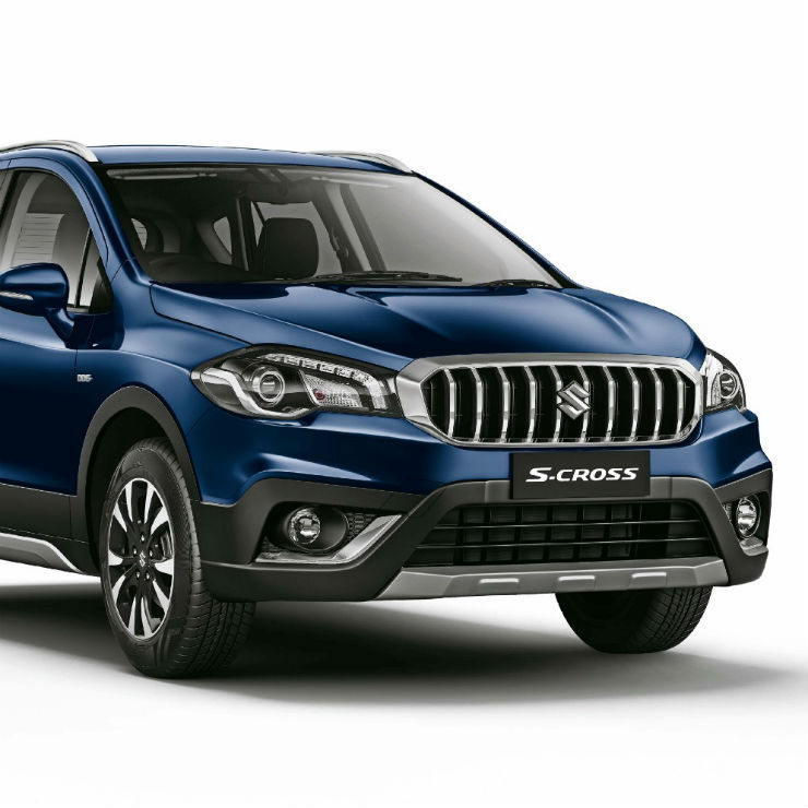 S Cross Maruti
