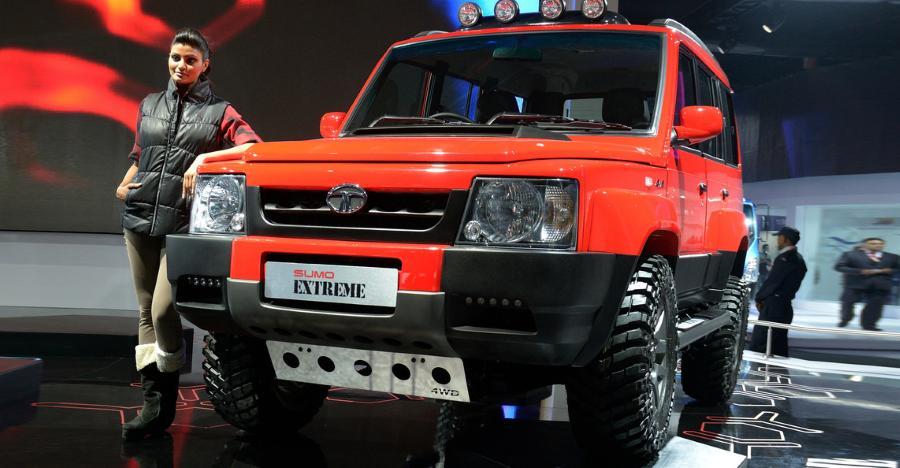 Tata Sumo के 5 लाजवाब मॉडिफाइड उदाहरण